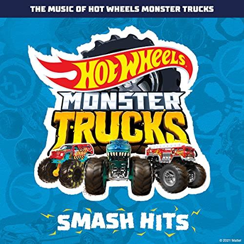 The Music of Hot Wheels Monster Trucks: Smash Hits