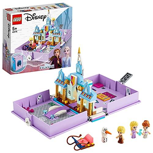 LEGO43175DisneyPrincessFrozenDieEisköniginIIAnnasundElsasMärchenbuch,tragbares...