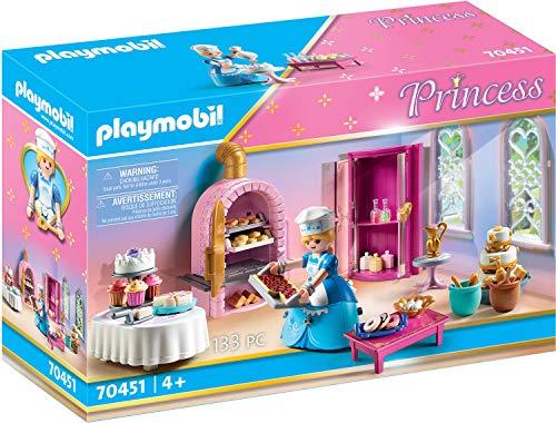 PLAYMOBIL Princess 70451 Schlosskonditorei, Ab 4 Jahren