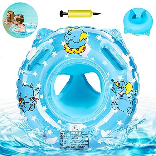 Schwimmring Baby,Schwimmreifen Baby,Kinder Schwimmring,Baby Schwimmen Schwimmhilfe Ring,...
