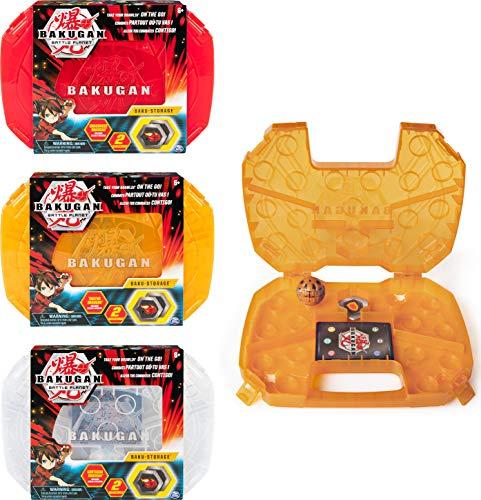 Bakugan Storage Case, Aufbewahrungskoffer mit extra Bakugan Basic Ball, unterschiedliche Varianten