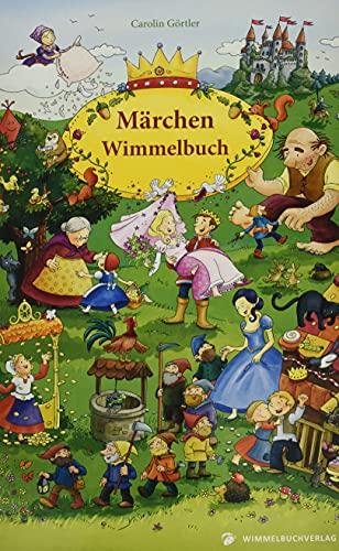 Das Märchen-Wimmelbuch