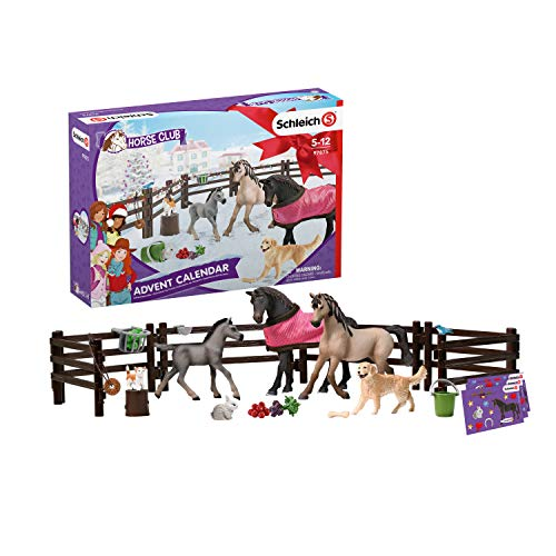 Schleich Adventskalender Horse Club