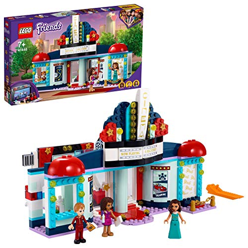 LEGO 41448 Friends Heartlake City Kino Set mit Telefon-Halter