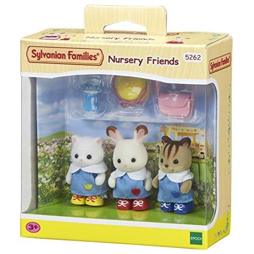 Sylvanian Families 5262 Kindergartenfreunde - Figuren für Puppenhaus