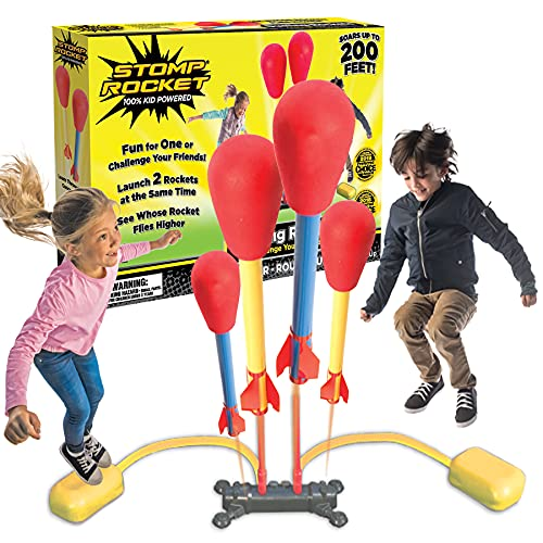 Stomp Rocket Dueling - Druckluftrakete