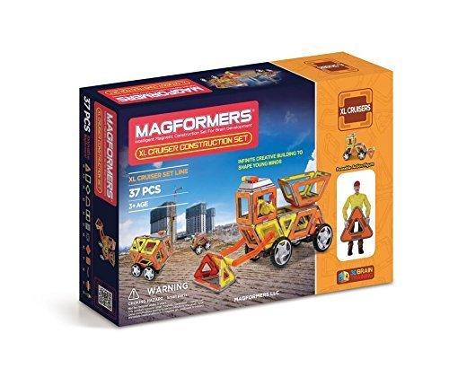 Magformers 706003 Cruiser Konstruktion Set (X-Large)