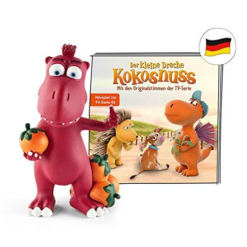 tonies Hörfiguren für Toniebox - Der kleine Drache Kokosnuss - Hörspiel zur TV-Serie 03 - ca. 60 Min....