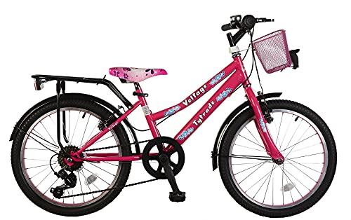 20 Zoll Kinder City Fahrrad Kinderfahrrad Cityfahrrad Bike Rad Mädchenfahrrad Mädchenrad Bike Rad...