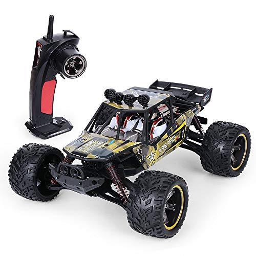 GPTOYS Ferngesteuertes Fahrzeug RC Autos 1:12 Skala 2WD 2.4 GHz 26+MPH Halb-Wasserdicht Monstertruck...