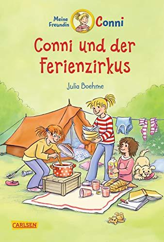 Conni-Erzählbände: Conni und der Ferienzirkus