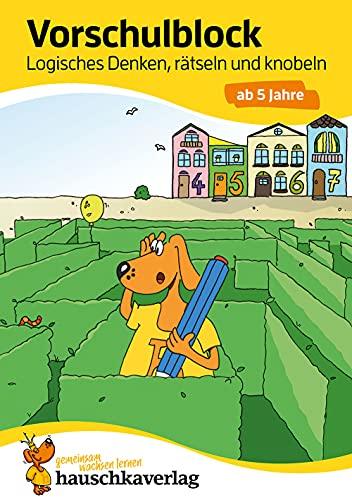 Hauschka Verlag: Vorschulblock