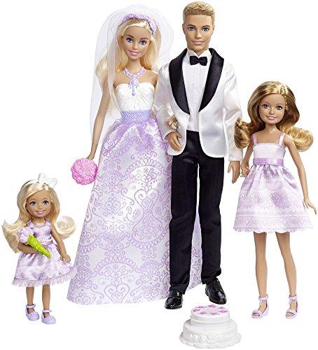 Barbie Traumhochzeit Geschenkset