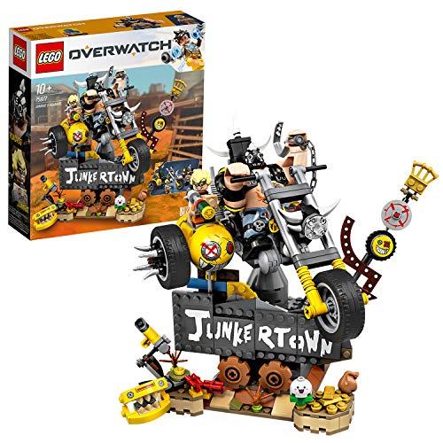 Action-Spielzeug 'Junkrat & Roadhog' von LEGO Overwatch