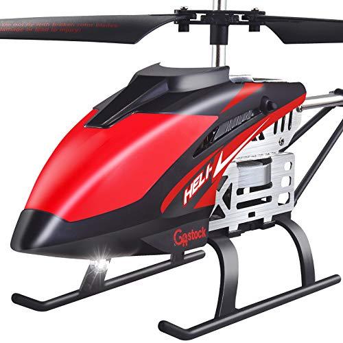 GoStock Hubschrauber ferngesteuert Helikopter RC Fernbedienung Helikopter mit Gyro Schwebefunktion,...