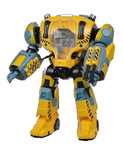 Simba 109391006 - Die Nektons gelber Nekbot / voll beweglich / Unterwasserroboter der Nektons / Passend...