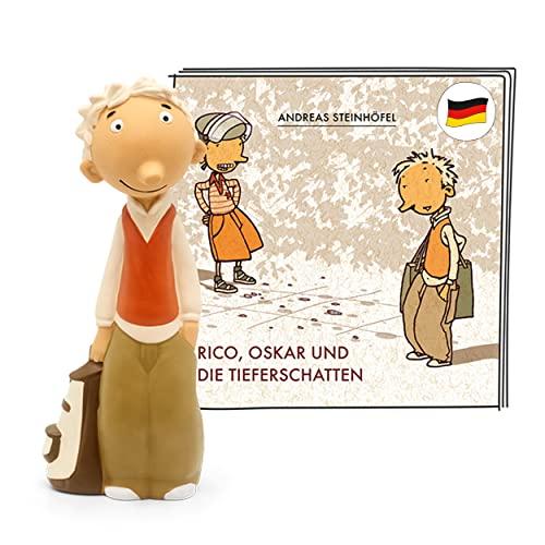tonies Hörfiguren für Toniebox, Rico, Oskar und die Tieferschatten, Hörspiel für Kinder ab 8 Jahren,...