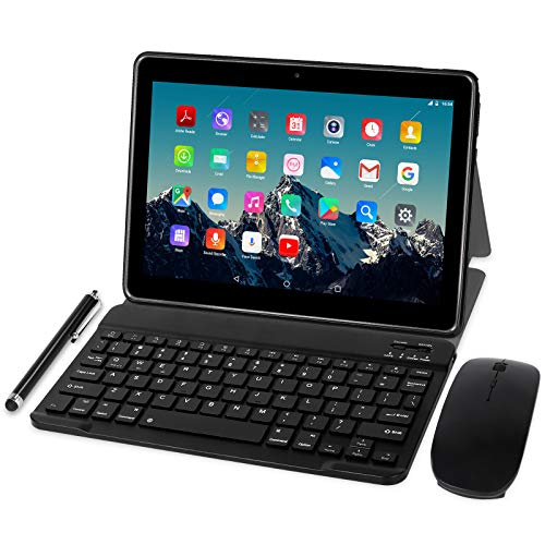Tablet 10 Zoll 4G LTE - TOSCIDO M863 Tablets Android 10.0,Tablet PC 4 GB/RAM,64 GB/ROM ,Otca Core,Dual...
