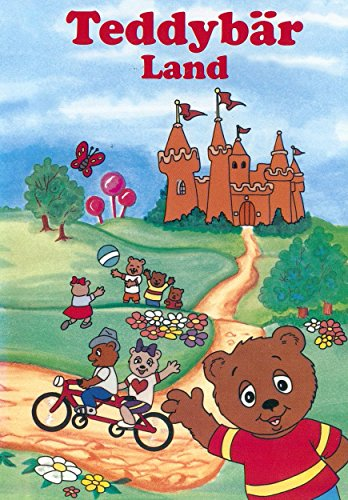 Personalisiertes Kinderbuch: Teddybär Land