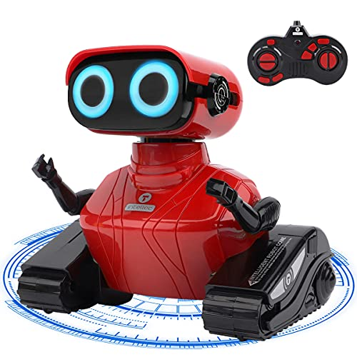 GILOBABY RC Roboter Spielzeug , Ferngesteuertes Autos Spielzeug , Fahrzeuge des Lernens und der...