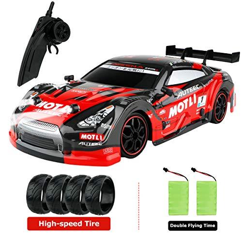 FancyWhoop GT Drift Car RC Sport Rennwagen Hochgeschwindigkeits Drift Fahrzeug 1/16 RC Auto für...