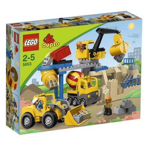 LEGO Duplo Ville 5653 - Steinbruch