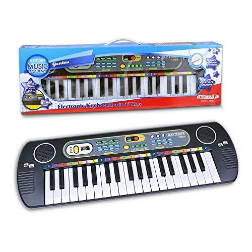 Bontempi Bontempi123780 Elektronik-Keyboard, Mehrfarben