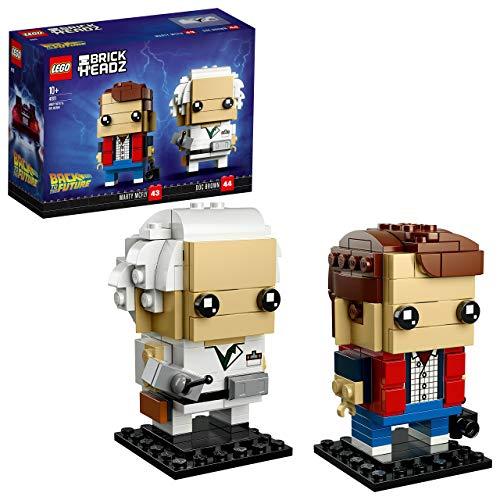 LEGO Brickheadz 41611 Marty Mcfly und Doc Brown