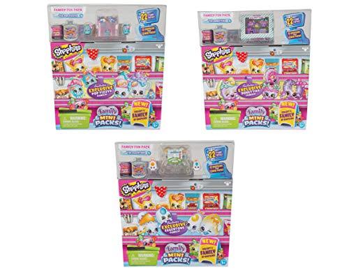 Shopkins HPKF5000 Spielzeug, Nylon/a