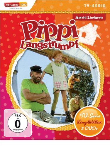 Platz 3: Pippi Langstrumpf