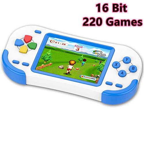 ZHISHAN 16 Bit Handheld-Spielkonsole