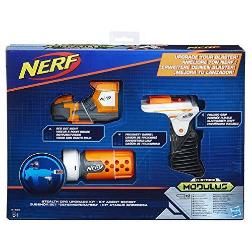 Hasbro Nerf B1535EU4 - N-Strike Elite Modulus Zubehör-Set Geheimoperation