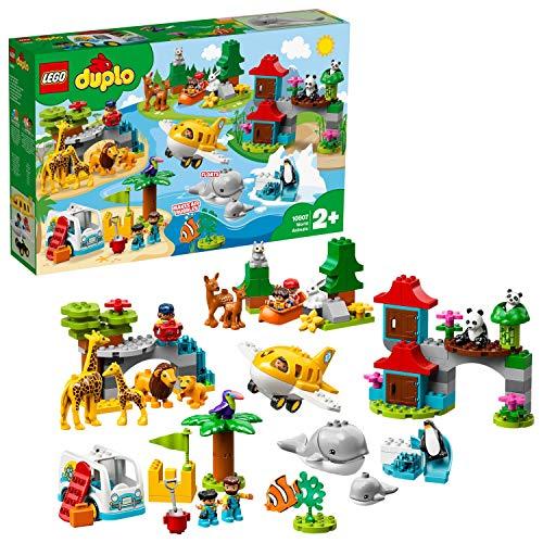 LEGO duplo - Tiere der Welt