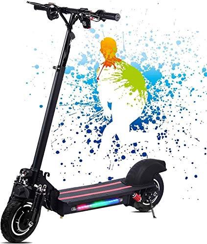 Faltbarer Elektroroller Für Erwachsene E Scooter - Leistung 1200 W - 48 V / 22 Ah -...