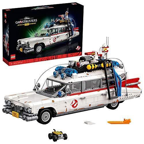 LEGO10274CreatorExpertGhostbustersECTO-1AutogroßesSetfürErwachsene,Ausstellungsst...