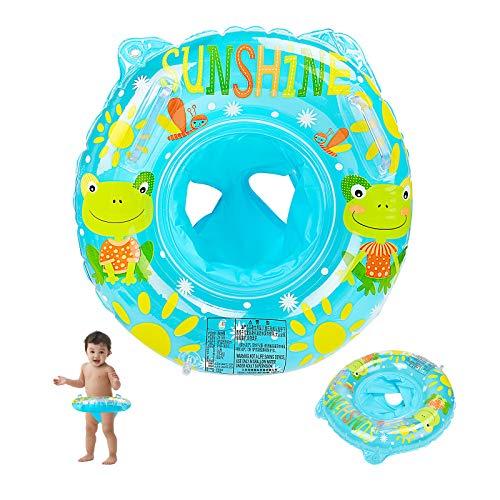 EKKONG Baby Schwimmring, Schwimmhilfe Baby, Baby Float, Schwimmring Aufblasbarer, Schwimmsitz Baby,...