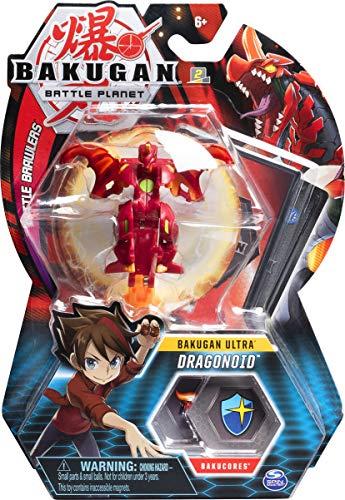 BAKUGAN SPINMASTER Battle Planet – Dragonoid – 8cm Ultra Actionfigur & Trading Card