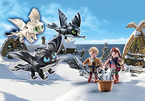 Playmobil How to Train a Dragon