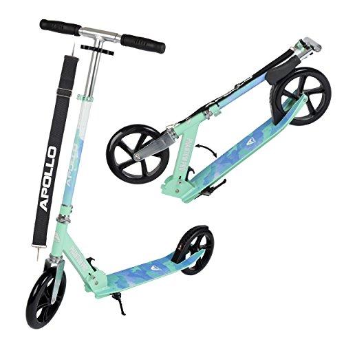Apollo: XXL Wheel Scooter ab 5 Jahre