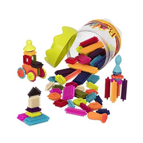 B. Toys 44136 - Bristle Block in Jar