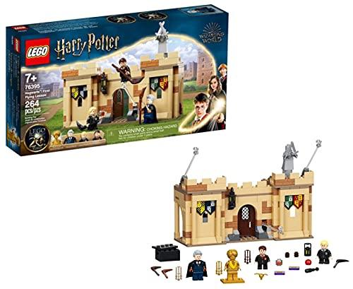 Harry Potter-Spielzeug 'Hogwarts: Erste Flugstunde' von LEGO Harry Potter