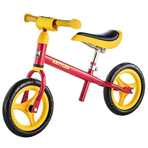 Kettler Laufrad Speedy 2.0 - Reifengröße: 10 Zoll, ab 2 Jahren geeignet - der Testsieger - Lauflernrad...