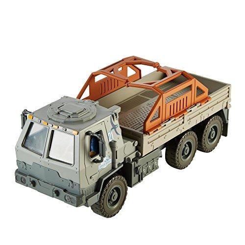 Matchbox: Jurassic World Off Road Rescue Rig