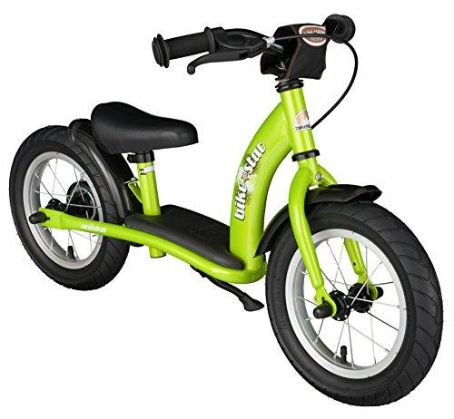 BIKESTAR Kinder Laufrad Lauflernrad Kinderrad für Jungen und Mädchen ab 3 - 4 Jahre   12 Zoll Classic...