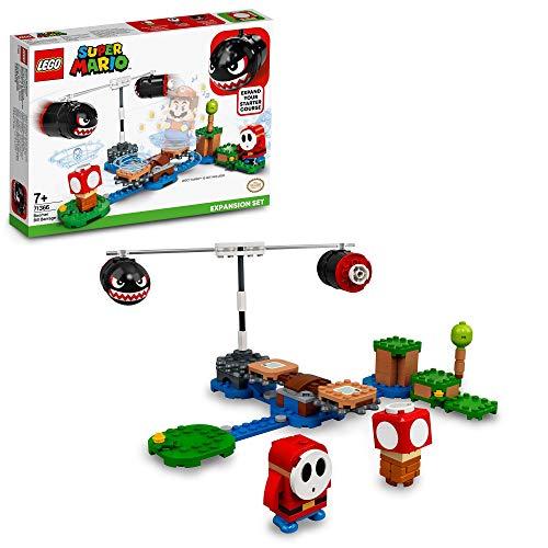 LEGO 71366 Super Mario Riesen-Kugelwillis – Erweiterungsset, Bauspiel