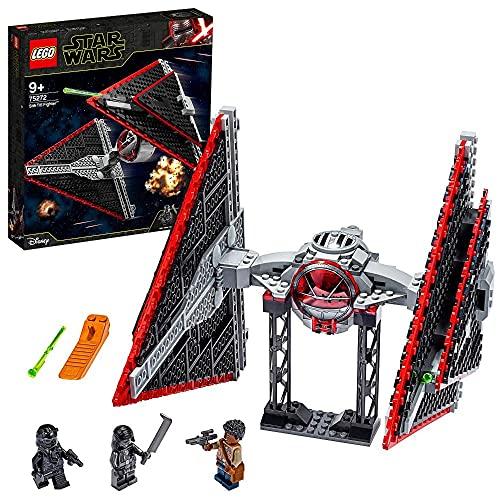 LEGO75272StarWarsSithTIEFighterBauset,SerieDerAufstiegSkywalkers
