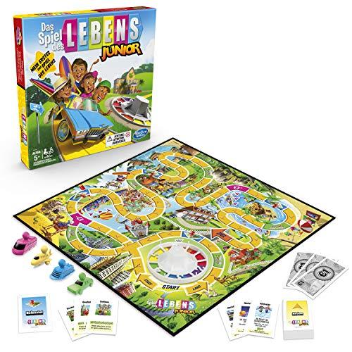 Hasbro Spiele - Das Spiel des Lebens, Familienspiel