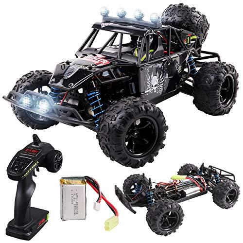 GILOBABY RC Autos Elektrisches Ferngesteuertes Spielzeugs, Remote Control Crawler Autos mit 4WD, 2Motor,...