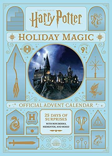 Harry Potter Holiday Magic The Official Advent Calendar 2021 (neu)