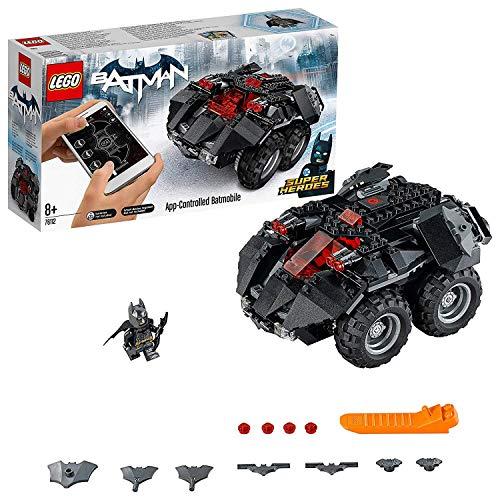 LEGO 76112 Super Heroes App-Gesteuertes Batmobile (Vom Hersteller nicht mehr verkauft)
